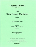 The Wind Among the Reeds, Op. 30 - A Cycle of Four Songs (21871)