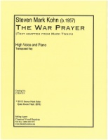The War Prayer by Steven Mark Kohn (4719)