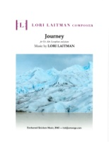 Journey for E-flat Alto Saxophone and Piano (4821)