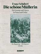 DIE SCHÖNE MÜLLERIN, OP. 25 (D. 795) HIGH VOICE AND GUITAR (49010879)