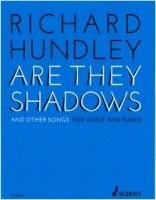 Richard Hundley (10 Songs) Are They Shadows and other Songs for Voice (High) and Piano (49044622)