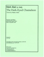 The Dark-Eyed Chameleon (5059)