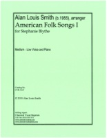 American Folk Songs Volume 1 (5127)