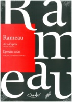 Rameau Operatic Arias - Airs d'opera for Soprano and Mezzo-Soprano (BA9195)