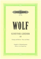 Goethe-Lieder: 51 Songs Vol.3 (EP3158)