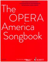 The Opera America Songbook (HL-49019185)