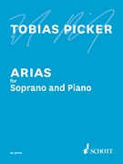 Arias for Soprano and Piano by Tobias Picker (HL-49044096)