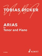 Arias for Tenor and Piano by Tobias Picker (HL-49044098)