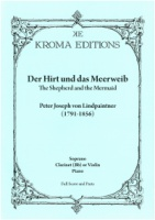 Der Hirt und das Meerweib - The Shepherd and the Mermaid (5073) (ISMN 979-0-9009609-1)