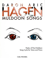 Muldoon Songs by Daron Hagen (O5449)