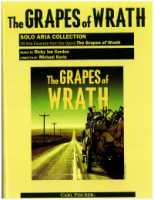 16 Aria Excertps from Ricky Ian Gordon's Opera, The Grapes of Wrath (VF19)