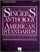 The Singer's Anthology of American Standards - Soprano (238674)
