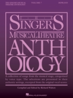 Singer's Musical Theatre Anthology Volume 7 Soprano Book Only (287553)