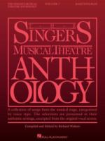 Singer's Musical Theatre Anthology Volume 7 Baritone / Bass Book Only (287556)