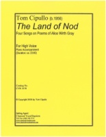 The Land of Nod (Four Poems of Alice Wirth Gray) Typeset (3278)