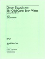 A Child Comes Every Winter (Zinsser) SATB (Sacred Choral) (3616)