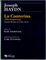 La Canterina (Edited by Karl Geiringer) (411-41079)