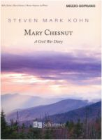Mary Chesnut - A Civil War Diary - Based on A Diary from Dixie - ECS 8676 (4695)