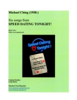 Six Songs from Speed Dating Tonight! High Voice (4734)
