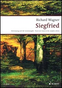 Siegfried - Vocal Score based on the complete edition (Schott) (49019500)