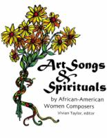 Art Songs and Spirituals (491-00494)