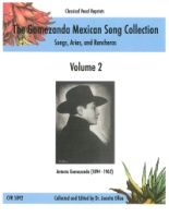 Gomezanda Mexican Song Collection, Volume 2 - Mexican Songs (5092)