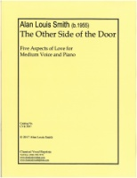 The Other Side of the Door - Five Aspects of Love for Medium Voice and Piano (5097)
