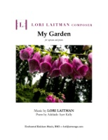 My Garden (Poem by Adelaide Ayer Kelly) (5100)