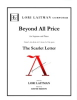 Scarlet Letter Hester Lullaby Beyond All Price (Revised 2018) (5113)
