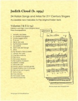 24 Italian Songs and Arias for 21st Century Singers, Complete in One Volume (Coil Binding) (5273)