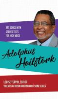 Art Songs with Sacred Texts for High Voice by Adolphus Hailstork (5278)