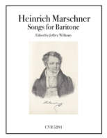 Heinrich Marschner - Songs for Baritone - 17 Songs and 3 duets for baritone and soprano (5291)