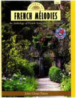 Gateway to French Melodies High Voice Book with 2 CD set (AL-00-36531)
