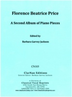 A Second Album of Piano Pieces Edited by Barbara Garvey Jackson (CN105)