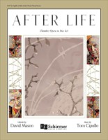After Life - Chamber Opera in One Act - Music by Tom Cipullo (ECS8557)