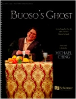 Buoso's Ghost - Comic Sequel in One Act after Puccini's, Gianni Schicchi (ECS8558)