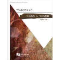 Songs for Tenor Volume 1 by Tom Cipullo (ECS8875)