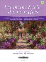 Du meine Seele du mein Herz (high voice) 50 Solo Songs for Sacred Occasions from Weddings to Funeral (EP11202A)