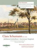 Clara Schumann Anniversary Songbook - Liederalbum (Medium-Low Voice) Transposed Keys (EP11570b)