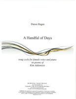 A Handful of Days (Hagen 1)