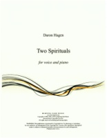 Two Spirituals by Daron Hagen (Hagen 15)