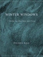 Winter Windows - 7 Songs for Baritone and Piano (ISMN 979-0-3011-0032)
