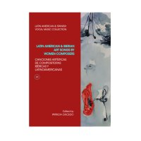 Anthology of Latin American and Iberian Art Songs by Women Composers (MundoArts-3)