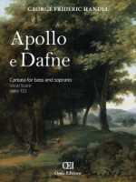 Apollo e Dafne - Cantata for Bass and Soprano HWV 122 (OE11220)