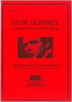 Ivor Gurney - A Second Volume of Ten Songs (OSS639)