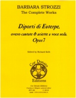 Barbara Strozzi - Complete Works : Opus 7 (ST7.00)